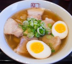 Kitakata Ramen Ban Nai | Kirbie's Cravings | A San Diego food blog