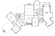 Gamble House Ground Floor Plan Greene And Greene