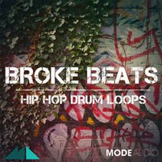 Broke Beats - Hip Hop Drum Loops' surges into the future of beatmaking, smashing together the crunch and groove of Old Skool with the crisp, thunderous punch of cutting-edge sound design - a real beat feast!