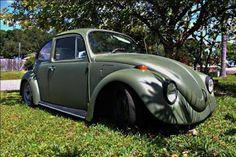 1968 VW Beetle Bug Autostick Rare - $3800 (Lakewood Ranch)