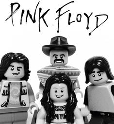 Pink Floyd | Rock and Lego