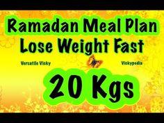 Ramadan Diet Plan to Lose Weight Fast 20 Kgs – Ramadan Meal Plan | Indian Diet Plan | Ramzan Meal Plan | Ramdan Diet #versatilevicky #vickypedia …
