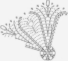 Bombki szydełkowe = Schematy = Wzór 1-51