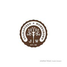 Jonathan Wood Logo Pinned On Toby Designs