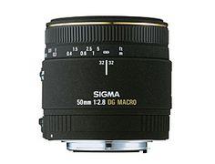 50mm F2,8 EX DG MAKRO: SIGMA Deutschland GmbH
