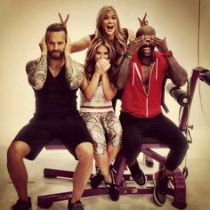 Love these guys from The Biggest Loser :)