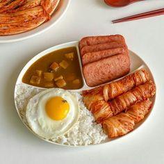 I Love Food, Good Food, Yummy Food, Tasty, Helathy Food, Cafe Food, Aesthetic Food, Korean Food, Food Cravings