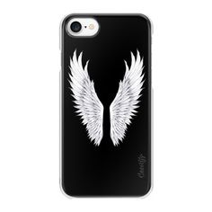 Angel's wings - iPhone 7 Case And Cover ($35) ❤ liked on Polyvore featuring accessories, tech accessories, iphone case, slim iphone case, apple iphone case, iphone cover case and iphone cases