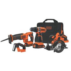 A new set would help my motivation to get going.  BLACK+DECKER Tools   Combo Kits #stopmakingexcuses #pintowin #BLACKandDECKER