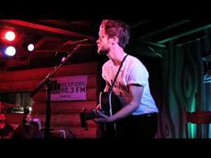 The Tallest Man on Earth - A Field of Birds (Live on KEXP)
