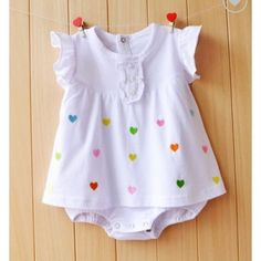 Cheap infant girl clothing, Buy Quality baby jumpsuit directly from China baby girl romper Suppliers: Baby Girl Rompers Summer Girls Clothing Sets Roupas Bebes Flower Newborn Baby Clothes Cute Baby Jumpsuits Infant Girls Clothing Baby Girl Romper, Cute Baby Girl, Baby Dress, Baby Girls, Baby Baby, Romper Dress, Bodysuit Dress, Baby Skirt, Girls Summer Outfits