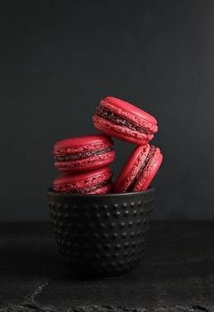 French macaroons | chilitonka. All about the photography!