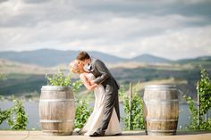 Karma Winery Chelan, WA | Clane Gessel Photography | #weddings #photography #wineryweddings