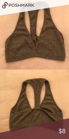 Brandy Melville T back Bralette super super comfy Brandy Melville Intimates & Sleepwear Bras
