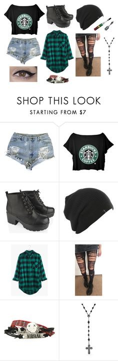 """""""Apartment"""" by amanda-gail on Polyvore featuring Madewell and David Yurman"""