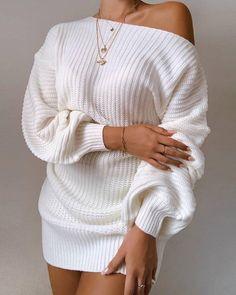 Short Mini Dress, Mini Dress With Sleeves, White Mini Dress, Short Dresses, Dress Long, Mini Slip Dress, Dress Formal, Trend Fashion, Look Fashion