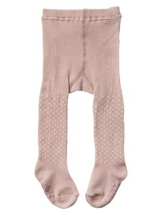 Baby Gap dot tights. A #CanDoBaby! fave.