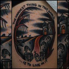 Buffy tattoo