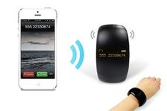 Bluetooth Smart Bangle  Available in Black or White  Feel your phone ringing and check who's calling even if your phone is in you handbag.  Get Your Bluetooth Smart Bangle for Only $34.00 at  http://mother-gifts.net/mother-gifts-discounts-and-promotions