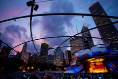 """Grant Park Music Festival opens its 2017 Season on Wednesday June 14 in Millennium Park Opening night of the Grant Park Music Festival (GPMF) has been a Chicago tradition for more than 80 years and is always an occasion for celebration. This year the GPMF 10-week summer series kicks off on Wednesday, June 14, at... <a href=""""http://www.chicagonow.com/show-me-chicago/2017/05/grant-park-music-festival-2017-what-you-need-to-know-to-go/"""" class..."""