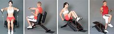 Total Home Flex Gym exercise moves. http://www.thaneproducts.com/total-flex-home-gym-equipment/ #thanedirect #asseenontv #fitness #totalflex