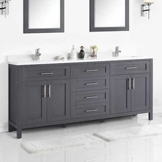 """Lakeview 72"""" Vanity by OVE"""