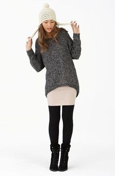 outfits with a layer tunic tank - Google Search