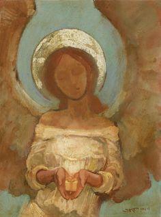 Angel Gift - jk richards