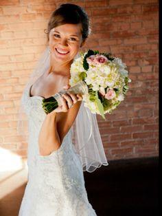 Bridal Bouquet / www.parkcitiespetals.com