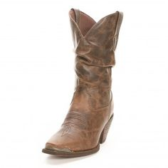 Durango Distressed Slouch Cowgirl Boots - Cowgirl Boots - Boots#CowboyCupidBeMine