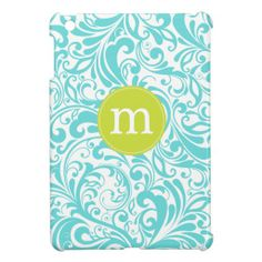 >>>Best          Modern Aqua Blue and White Damask Monogrammed iPad Mini Cases           Modern Aqua Blue and White Damask Monogrammed iPad Mini Cases so please read the important details before your purchasing anyway here is the best buyReview          Modern Aqua Blue and White Damask Mon...Cleck Hot Deals >>> http://www.zazzle.com/modern_aqua_blue_and_white_damask_monogrammed_ipad_mini_case-256294588954829050?rf=238627982471231924&zbar=1&tc=terrest