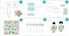 lovers crafts: Washi Ningyo (和紙 人形) o Ane-sama Ningyo★★★