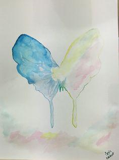 #suluboya #watercolor
