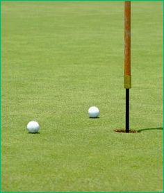Most Important Golf Putting Etiquette Rules. How does it feel if you hit an incredible drive, all the way down the guts, nice and long? Then you get t... Golf Putting Green, Golf Putting Tips, Jack Nicklaus, Golf Putters, Putt Putt, Golf Tips, Golf Ball, Baseball Field