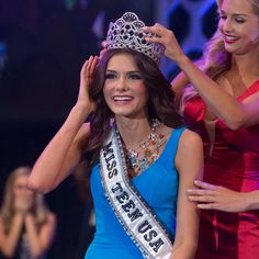 Beautiful! Our cousin Miss Teen USA 2014 K. Lee Graham! So proud of you!