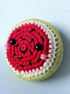 Amigurumi Watermelon : 1000+ images about Tutti frutti on Pinterest Amigurumi ...