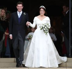 Want a Closer Look at Princess Eugenie's Wedding Dress? Soon You'll Be Able to Get One