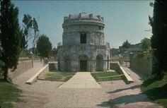 Mausoleo de teodorico - Ostrogodo