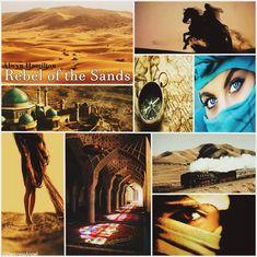 Rebel of the Sands <3