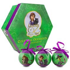 Legends of Oz Christmas Ornament 7 Piece Ornament Set ** See this great product.