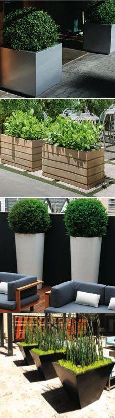 residential and commercial garden patio planters   urbilis.com