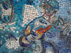 Marc Chagall Mosaic Chicago