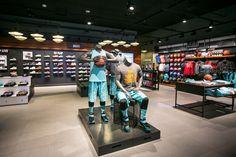 Image of 微笑逢甲 Nike 台中旗艦店開幕