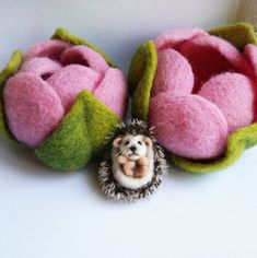 Tiny needle felted hedgehog. he is approx. 4 cm long and 3 cm wide. Made from wool and German mohair. Made to order. Processing time - about 7-10 days. You will ghet a very similar looking hedgehog. Please note, shipping from Russia takes 15-20 days worldwide. Please read my SHIPPING and POLICIES page before purchase.