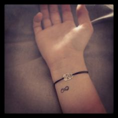 Infini ! Tatoo about love family friends