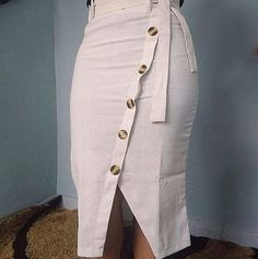 African Fashion Skirts, African Wear Dresses, Fashion Dresses, Classy Dress, Classy Outfits, Chic Outfits, Cute Short Dresses, Cute Skirts, Young Fashion