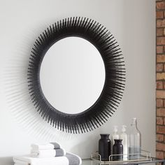 Stratmoor Decorative Vanity Mirror - Bathroom Mirrors - Bathroom