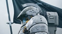Watch the first 30 seconds of Kojima Productions' first game — and every game    Here's the title sequence. It has a whale. Kojima Productions has released its first trailer of itself, showing its mascot in action before, presumably, a video game transitions to a title menu. Here    http://www.polygon.com/2016/7/24/12265526/kojima-productions-trailer-video