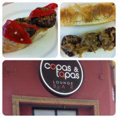 Copas & Tapas