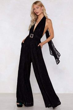 4bbbef13db1f Back at It Again Lace Jumpsuit